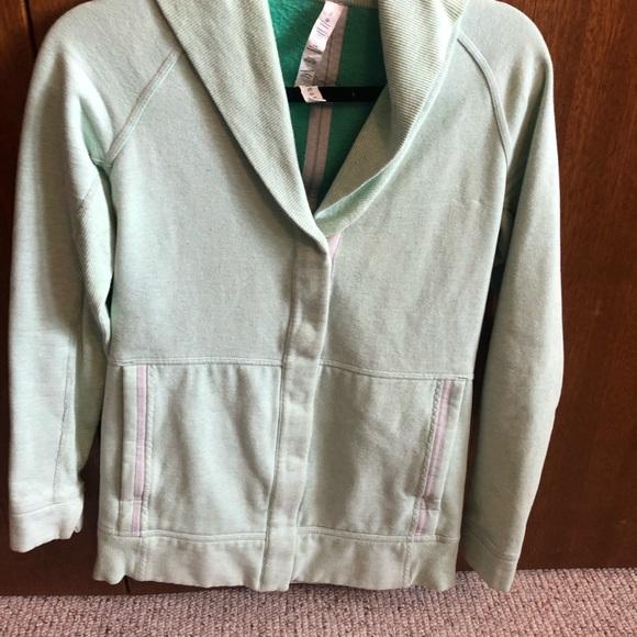 lululemon athletica Jackets & Blazers - Lululemon wrap collar jacket